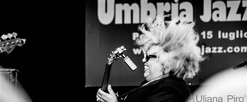 Thoughts from the August Clown- post Umbria Jazz 2012