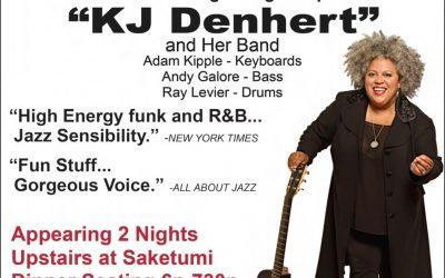 KJ Denhert Comes to Rehoboth