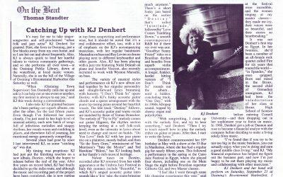 Catching Up With KJ Denhert- Tom Staudter